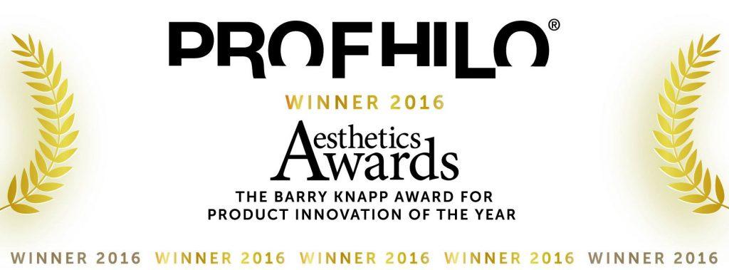 Prophilo Aesthetic Award-2016